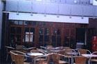 Verbouw cafe